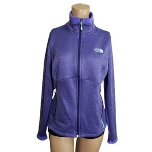 The nort face agave jacket teddy size M